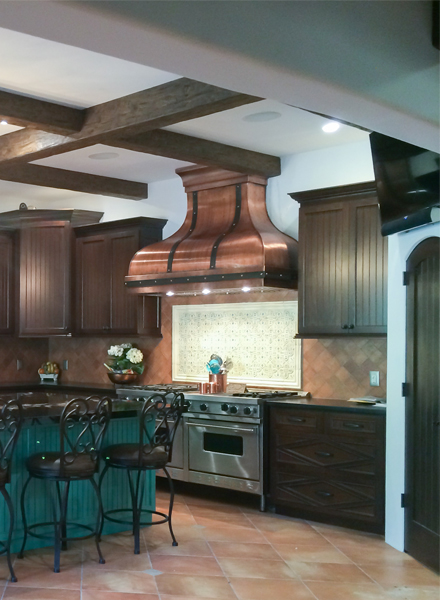 Art of Range Hoods Custom Bettina Range Hood