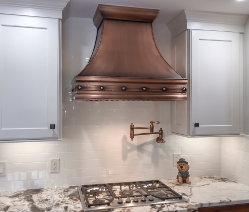 Art of Range Hoods Berenice Style Kitchen Range Hoods