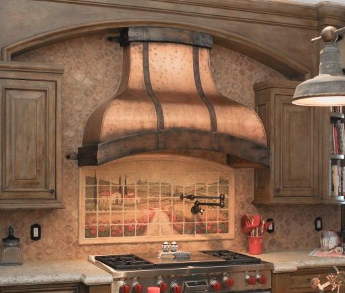 Art of Range Hoods Bettina Style Range Hood