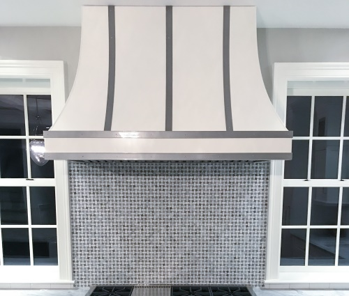 Art of Range Hood Custom Boston Range Hood