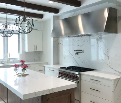 Custom Kitchen Range Hoods - Our Gallery - Art of Range Hoods