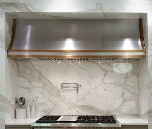 Art of Range Hoods Pearl Kitchen Hoods
