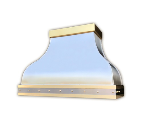 Art of Range Hood Amelia Style Copper Range Hoods