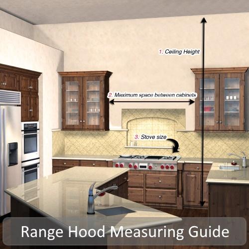Art of Range Hoods Order Copper Range Hoods